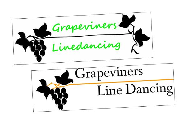 Grapvine Line Dancing